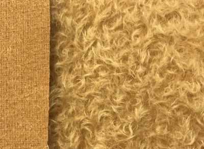 26177 Мех  Элит  R-20148/1 ворс 22 мм, 57% шерсть мохер/43% хлопок, (600 г/м, 25 см*35 см) 1/16 - Ткани