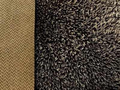 26159 Мех  ЭЛИТ  20121/1  Ёжик  жёсткий, ворс 9 мм, 49% шерсть мохер/51% хлопок (17 см*25 см) 1/32 - Ткани