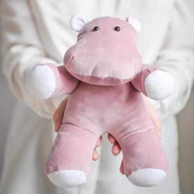 2885056 Набор для шитья по созданию плюшевых игрушек «Плюшевый бегемотик Шон»