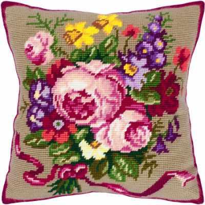 Набор для вышивания Чарiвниця V18 Классический букет набор для вышивания крестом rto букет хризантем 50 х 40 см