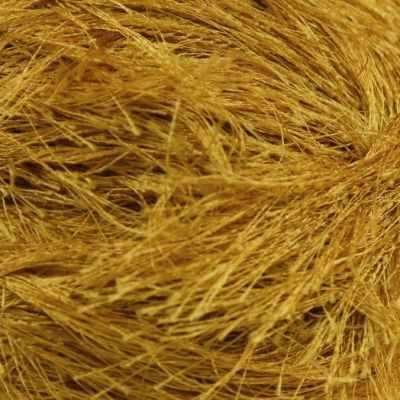 Пряжа Семеновская Травушка Цвет. Золотистый 40