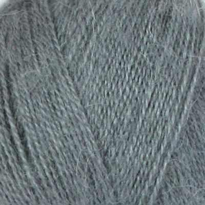 Пряжа Nako Пряжа Nako Mohair delicate Nako Цвет.6129 Серый