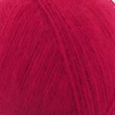 Пряжа Nako Пряжа Nako Mohair delicate Nako Цвет.6109 Красный