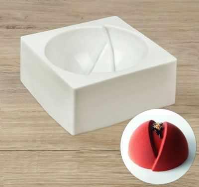 Форма для выпечки Доляна 2389461 Форма для выпечки и муссовых десертов Мерси набор форма для выпечки и кисть marmiton ромашка