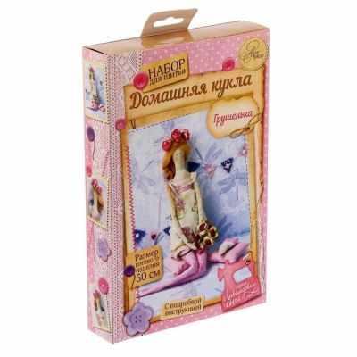 1164365 Набор для шитья : Кукла «Грушенька»