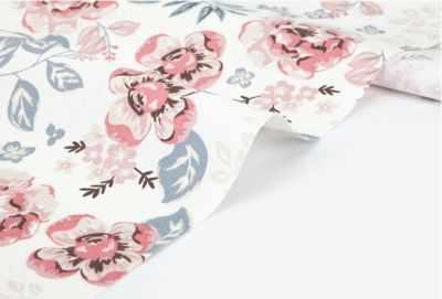 Ткани Dailylike 397 Винтажный розовый оксф (45*75 см)
