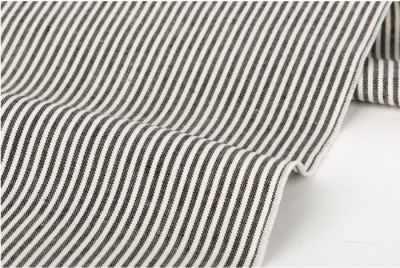 014 Частые черные полоски (45*55 см)