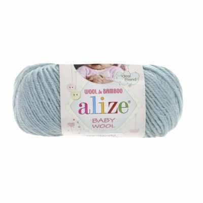 Пряжа Alize Пряжа Alize Baby Wool Цвет.114 Талый