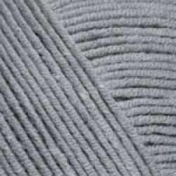 Пряжа YarnArt Пряжа YarnArt Jeans Цвет.46 Серый
