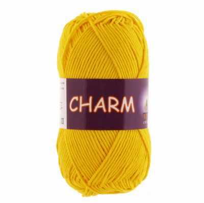 Пряжа VITA Пряжа VITA Charm Цвет.4180 Желтый