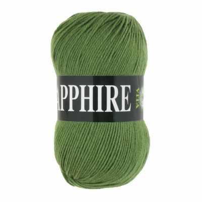 Пряжа VITA Пряжа VITA Sapphire Цвет.1520 Зеленый