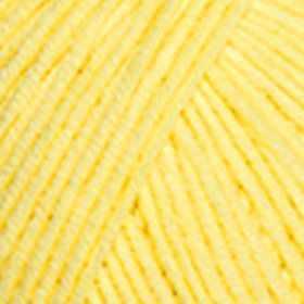 Пряжа YarnArt Пряжа YarnArt Jeans Цвет.67 светло желтый