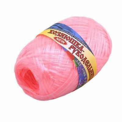 Пряжа Хозяюшка-рукодельница Для души и душа Цвет. Розовый персик