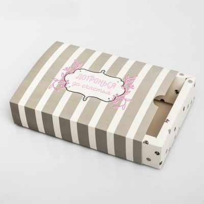 2942441 Складная коробка «Дотронься до счастья»