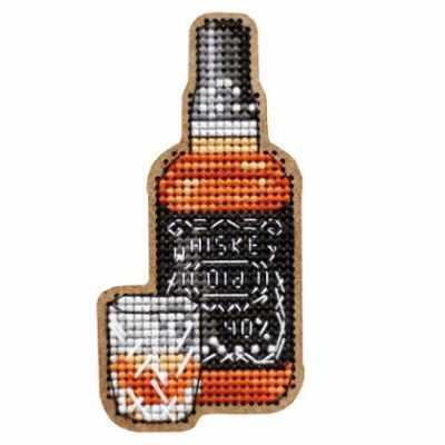 Набор для вышивания Дивная вишня ВВ-122 Виски набор для вышивания дивная вишня вв 65 мускари