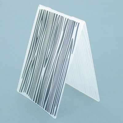 2513891 Трафарет для эмбосирования пластик Древесный фон
