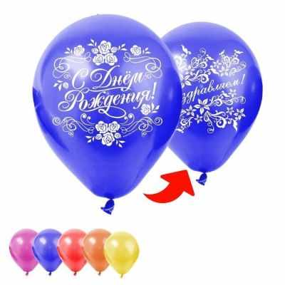 Товары для оформления празников Страна Карнавалия 1801273 Шар воздушный