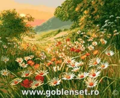 Набор для вышивания Goblenset 1058Natura in amur