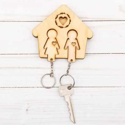 Ключница - 3504327 Ключницы с брелоками Пара