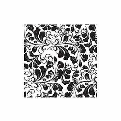 Трансфер для декупажа - Трансфер декоративный (R-069) черный