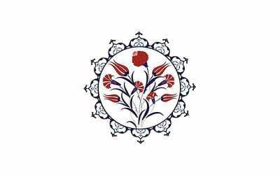Трансфер для декупажа - Трансфер декоративный (RR-018)