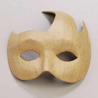 Заготовка для творчества - 2632260 Заготовка из папье-маше маска
