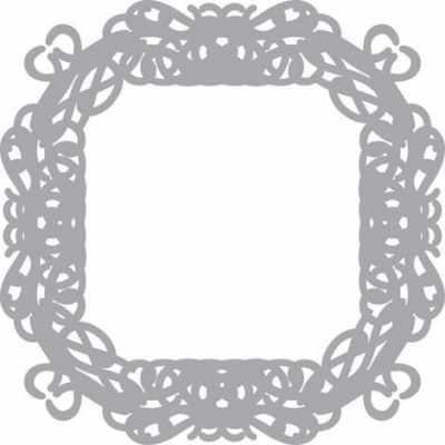 Материалы и инструменты для скрапбукинга - 470.801.006 Трафарет-маска