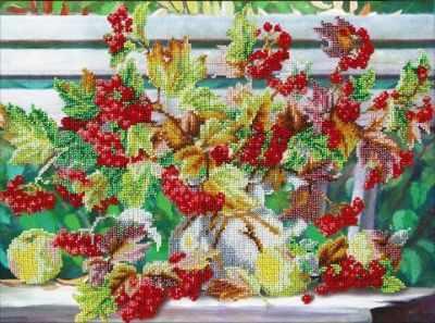 Б1279 Калина (Паутинка) - Наборы для вышивания «Паутинка»