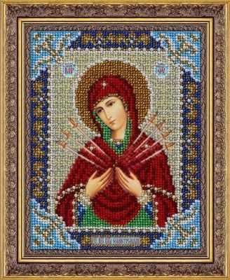 Б716 Пр.Богородица Семистрельная (Паутинка)