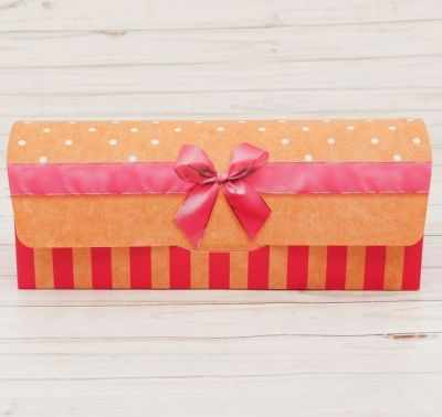 Упаковка для выпечки Дарите Счастье 3131005 Коробка под кекс «Сладенькое»