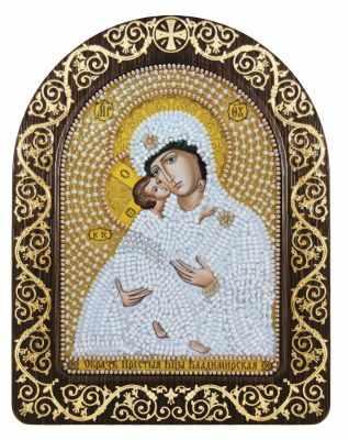 СН 5012 Богородица Владимирская - Наборы для вышивания икон «Nova Sloboda»
