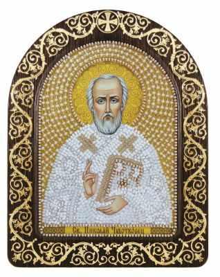 СН 5013 Св. Николай Чудотворец - Наборы для вышивания икон «Nova Sloboda»