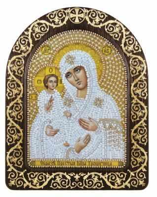 СН 5016 Богородица  Троеручица  - Наборы для вышивания икон «Nova Sloboda»