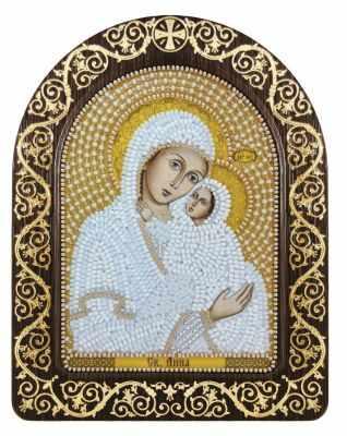 СН 5019 Св. Анна с младенцем Марией - Наборы для вышивания икон «Nova Sloboda»
