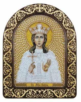 СН 5021 Св. Вмц. Ирина Македонская - Наборы для вышивания икон «Nova Sloboda»