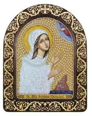 Набор для вышивания иконы Nova Sloboda СН 5028 Св. Прп. Фотиния (Светлана)