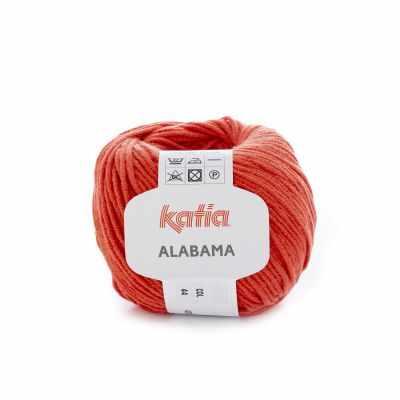 Пряжа Katia Пряжа Katia Alabama Цвет.44 морковный