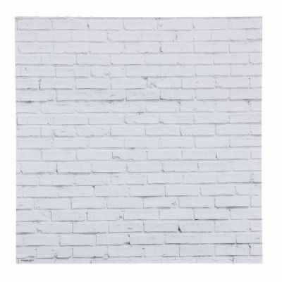 1425742 Фотофон «Кирпич белый»