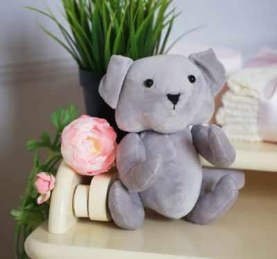 2885061 Набор для шитья по созданию плюшевых игрушек «Плюшевый котик Вилли»