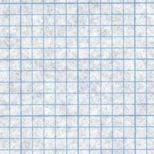 Дублерин, флизелин - Флизелин д/пэчворка с разметкой квадрат Rasterquick Viereck (50*90 см)