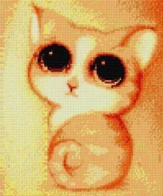 71004-64 Милый котёнок