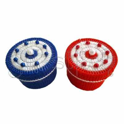 Набор для вышивания 3D-stitch Н015-1 Набор шкатулок