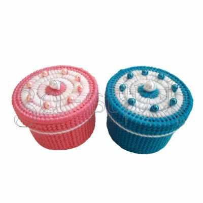 Набор для вышивания 3D-stitch Н015-2 Набор шкатулок