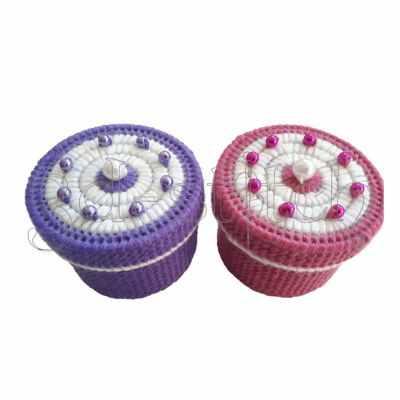 Набор для вышивания 3D-stitch Н015-3 Набор шкатулок