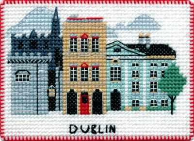 1061 Столицы мира. Дублин (Овен)