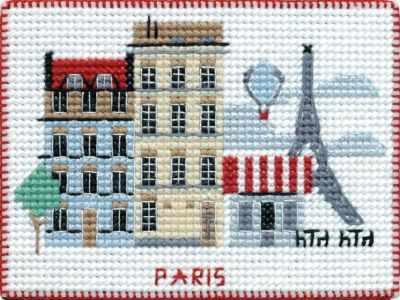1065 Столицы мира. Париж (Овен)