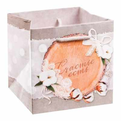 3014909 Подарочный пакет «Счастье есть»