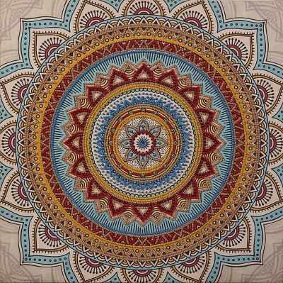 Набор для вышивания Волшебная Страна FLF-120 Набор для вышивки бисером