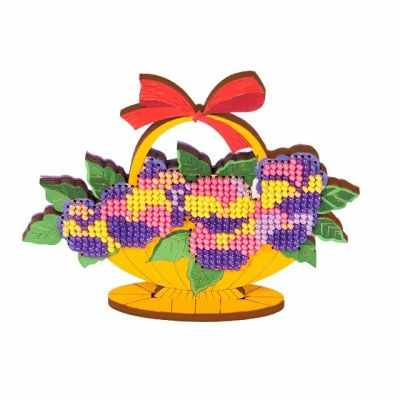 Набор для вышивания Волшебная Страна FLK-012 Набор для вышивания бисером по дереву набор для вышивания волшебная страна flk 049 набор для вышивания бисером по дереву