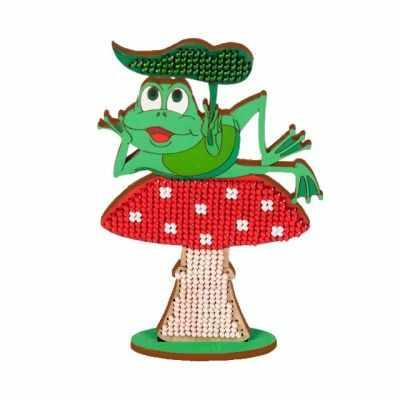Набор для вышивания Волшебная Страна FLK-019 Набор для вышивания бисером по дереву набор для вышивания волшебная страна flk 049 набор для вышивания бисером по дереву